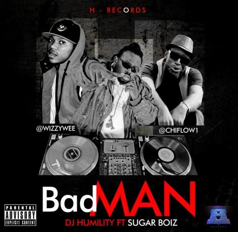 DJ Humility ft. SugaBoiz - BAD MAN Artwork | AceWorldTeam.com