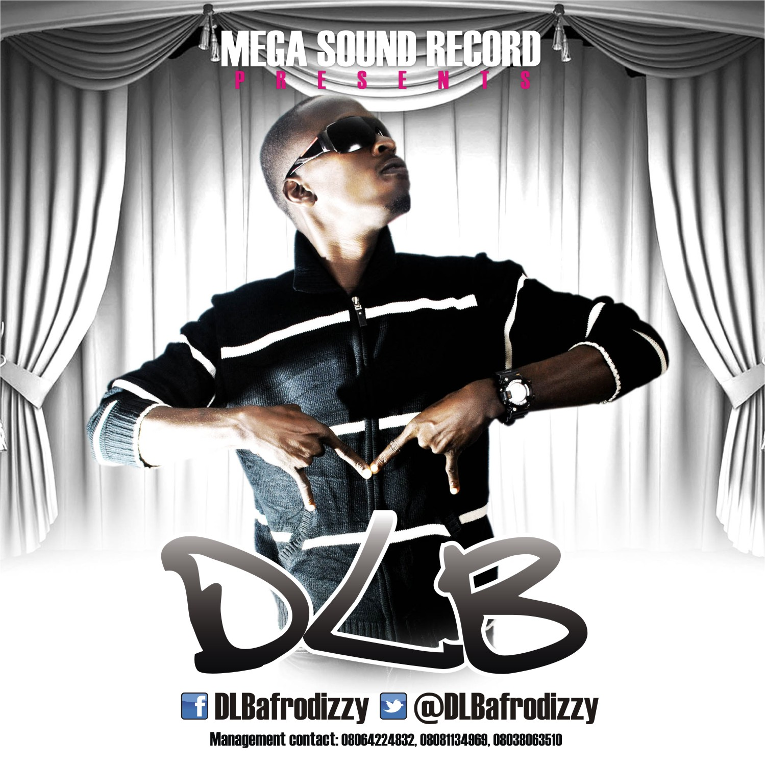 DLB - SHEGEGE [prod. by  O2Beatz] Artwork | AceWorldTeam.com