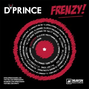 D'Prince - Frenzy Artwork | AceWorldTeam.com