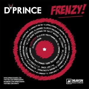 D'Prince - Frenzy Artwork | AceWorldTeam.com