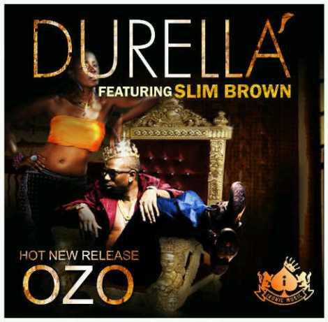 Durella ft. Slim Brown - OZO [prod. by Wizboyy] Artwork | AceWorldTeam.com