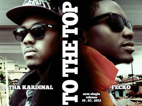 Fecko ft. Tha KardinaL - TO THE TOP Artwork  | AceWorldTeam.com
