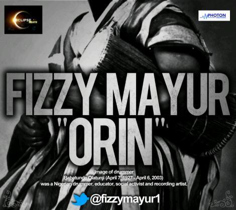Fizzy Mayur - ORIN [a Sarkodie cover] Artwork | AceWorldTeam.com
