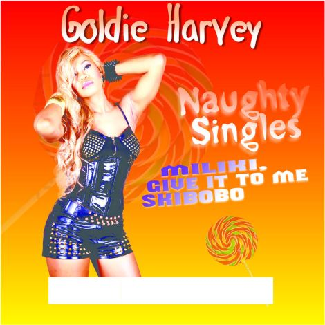 Goldie Announces The Release Of THE NAUGHTY SINGLES | AceWorldTeam.com