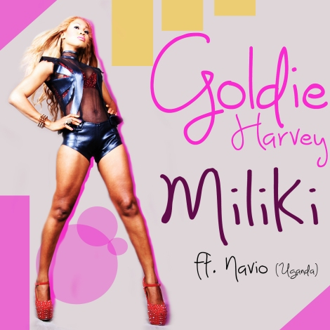 Goldie ft. Navio [Uganda] - MILIKI Artwork | AceWorldTeam.com