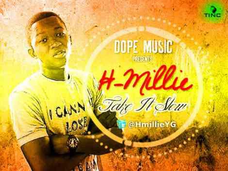H-Millie - TAKE IT SLOW Artwork | AceWorldTeam.com
