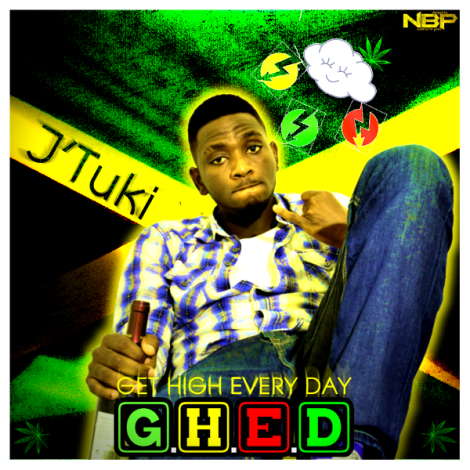 Jay Tuki - GET HIGH EVERYDAY [#GHED] Artwork | AceWorldTeam.com