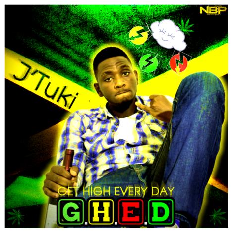 Jay Tuki - GET HIGH EVERYDAY [#GHED] Artwork   AceWorldTeam.com