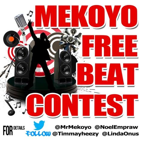 Mekoyo Free Beat Contest Artwork | AceWorldTeam.com
