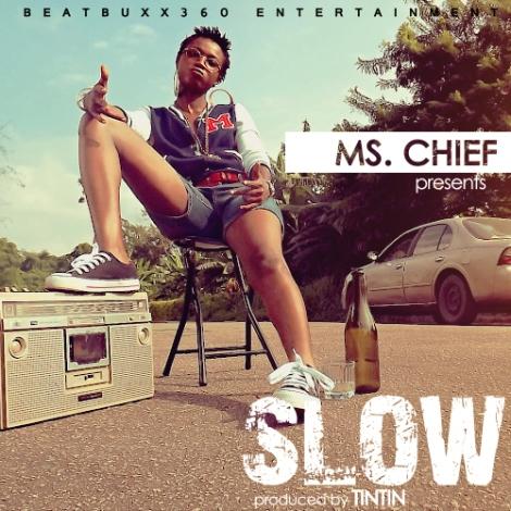 Ms. Chief - SLOW [prod. by TinTin] Artwork | AceWorldTeam.com