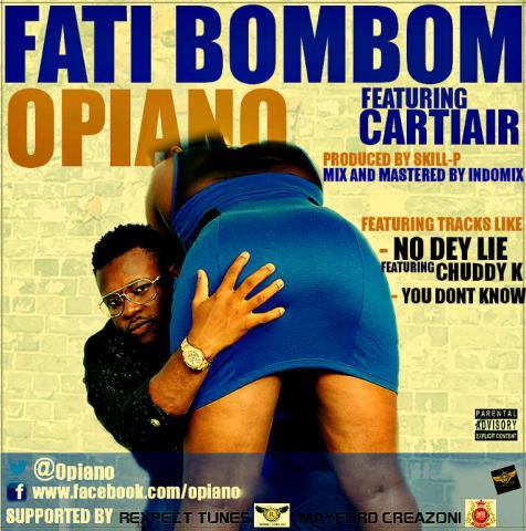 Opaino ft. Cartiair - FATI BOMBOM [prod. by Skill P] Artwork   AceWorldTeam.com