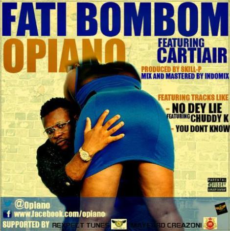 Opaino ft. Cartiair - FATI BOMBOM [prod. by Skill P] Artwork | AceWorldTeam.com