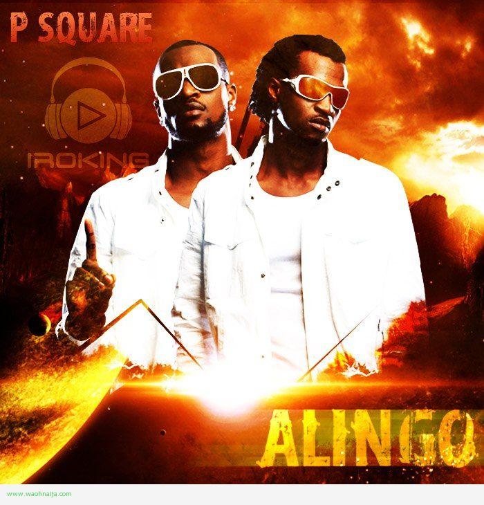 P-Square - Alingo Artwork   AceWorldTeam.com