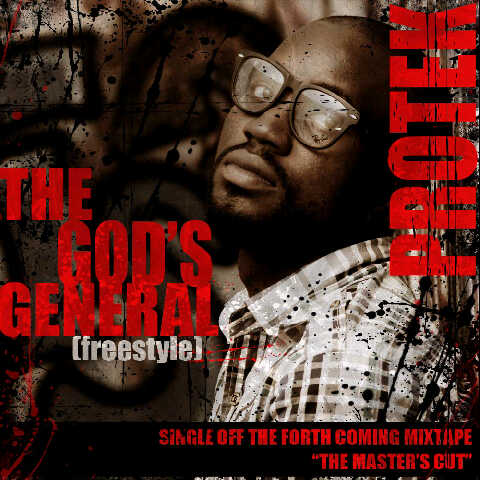 Protek - THE GOD'S GENERAL [Freestyle] Artwork | AceWorldTeam.com