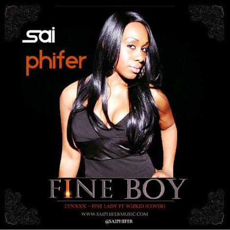 Sai Phifer - FINE BOY [a Lynxxx cover] Artwork | AceWorldTeam.com