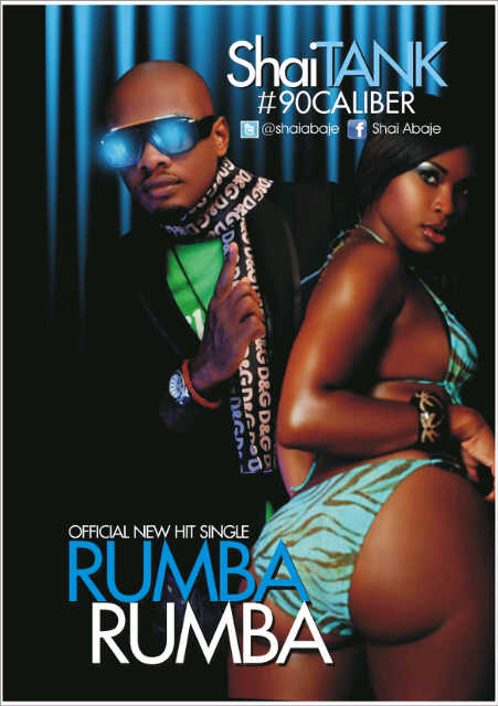 ShaiTANK - RUMBA RUMBA Artwork | AceWorldTeam.com