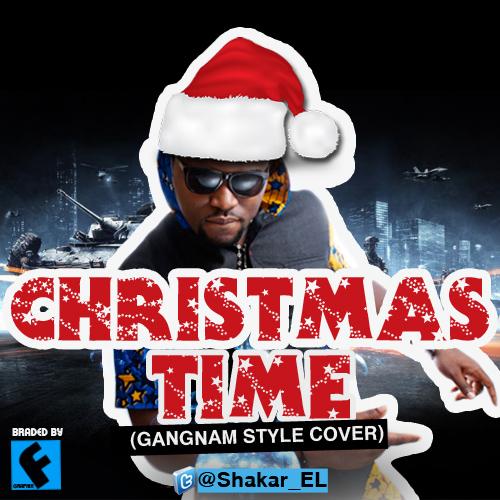 Shakar EL - CHRISTMAS TIME [a PSY cover] Artwork | AceWorldTeam.com