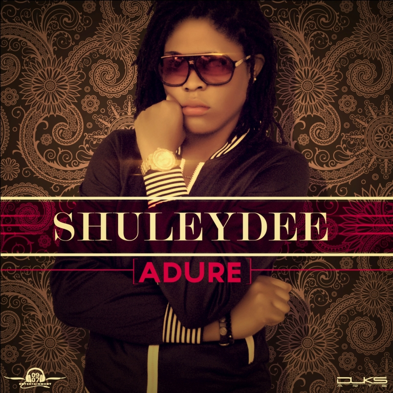 Shuleydee - ADURE [prod. by Mekoyo] Artwork | AceWorldTeam.com