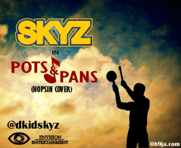 Skyz - POTS & PANS Artwork | AceWorldTeam.com
