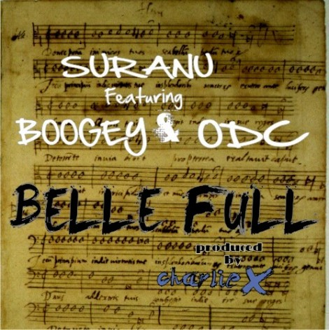Suranu ft. Boogey & ODC - BELLE FULL [prod. by Charlie X] Artwork | AceWorldTeam.com