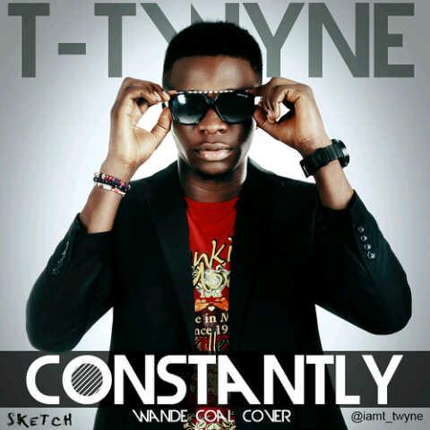 T-Twyne - CONSTANTLY [a Wande Coal cover] Artwork | AceWorldTeam.com