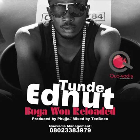 Tunde Ednut - Buga Won Reloaded Artwork | AceWorldTeam.com