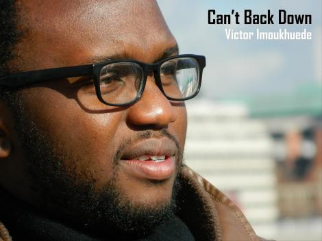 Victor Imoukhuede - Can't Back Down Artwork | AceWorldTeam.com
