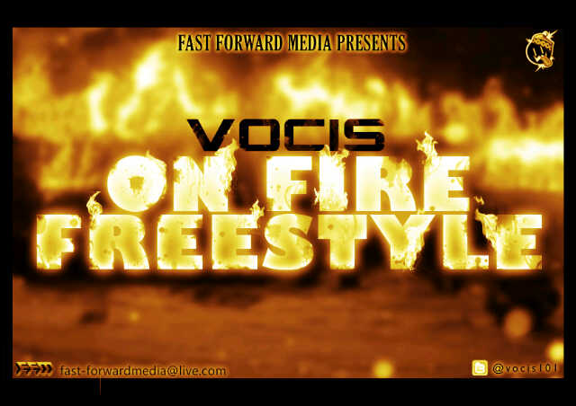Vocis - ON FIRE [a Lloyd Banks cover] Artwork | AceWorldTeam.com