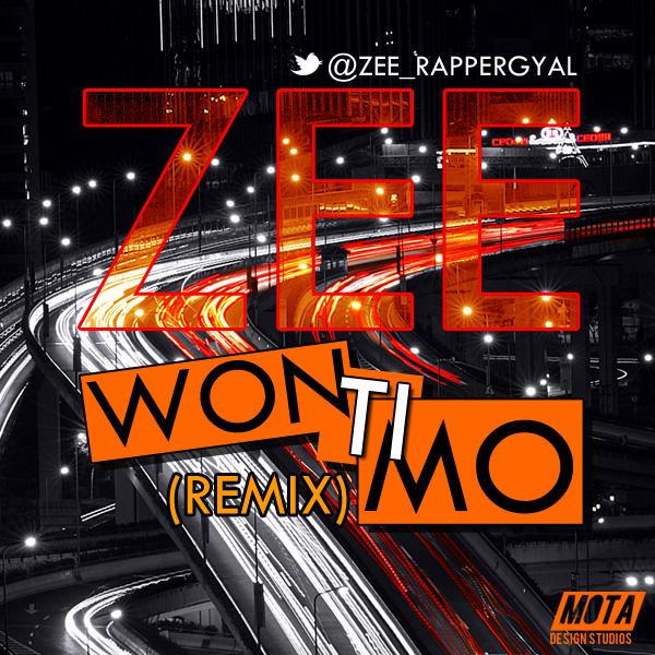 Zee - WON TI MO Remix [a Bossta cover] Artwork   AceWorldTeam.com