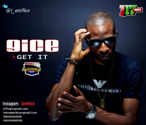 9ice - GET IT [prod. by P-Blaze] Artwork | AceWorldTeam.com