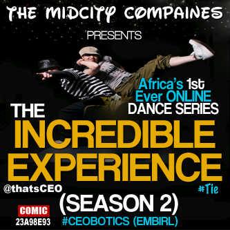 CEO - TAKE BANANA [Remix] + YES_NO  The Online Dance Series Artwork   AceWorldTeam.com