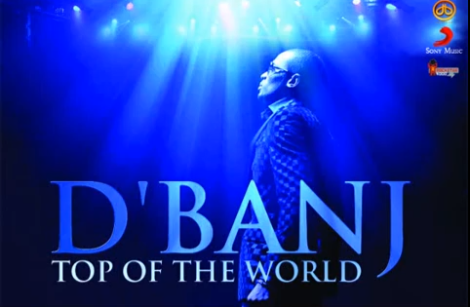 D'banj - TOP OF THE WORLD Artwork | AceWorldTeam.com