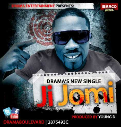 Drama - JIGGY ft. Jahbless [prod. by Fliptyce] + JI JOMI [prod. by Young D] Artwork | AceWorldTeam.com