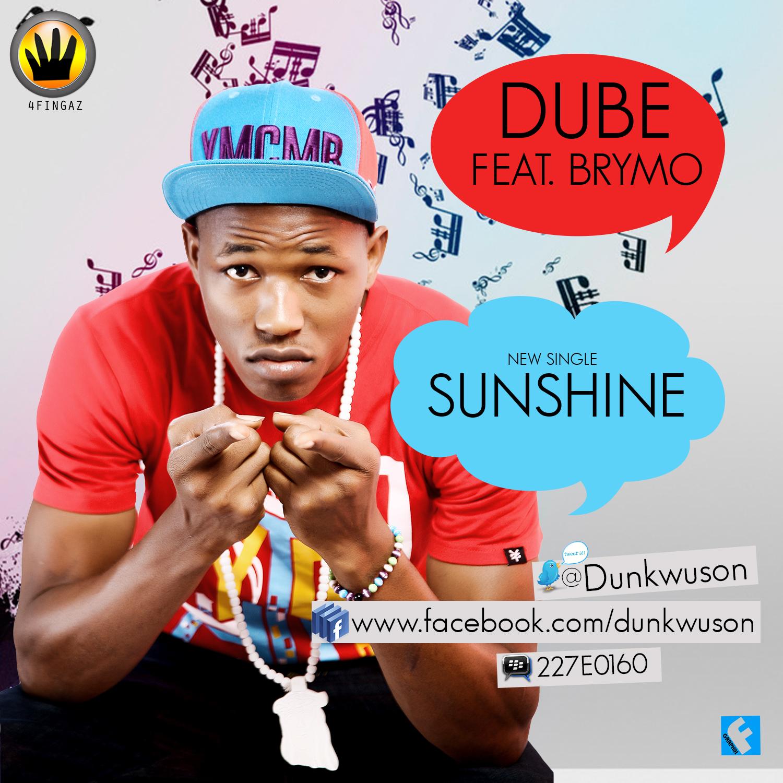 Dube ft. BrymO - SUNSHINE Artwork | AceWorldTeam.com