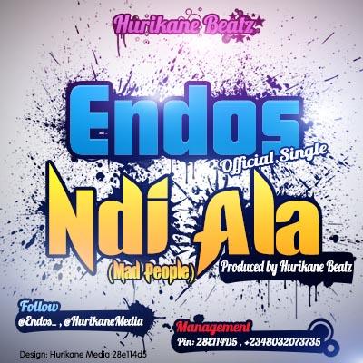 Endos - NDI ALA [Mad People] Artwork | AceWorldTeam.com