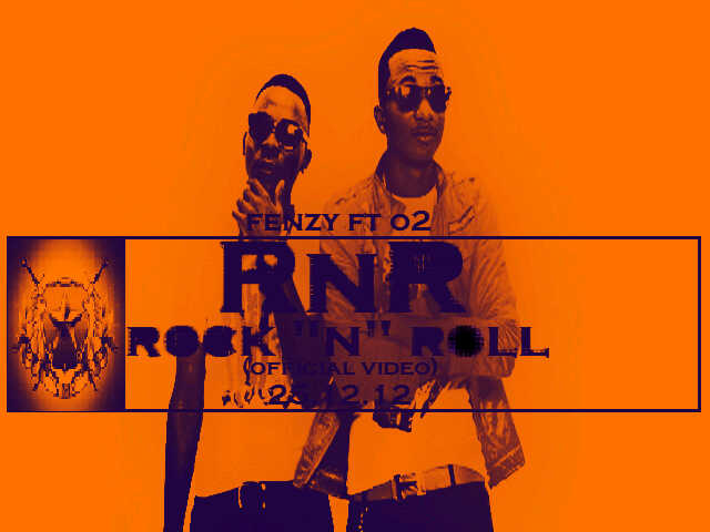 Fenzy ft. O2 - ROCK n ROLL [Official Video] Artwork