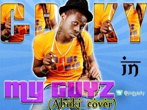 Gasky - MY GUYZ [an Ice Prince cover] Artwork | AceWorldTeam.com