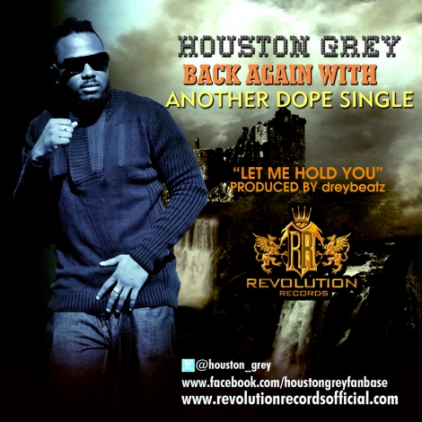 Houston Grey - LET ME HOLD YOU [prod. by Drey Beatz] Artwork | AceWorldTeam.com