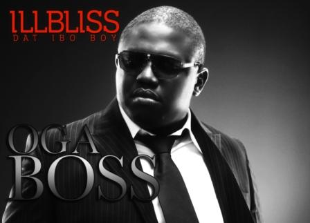 Illbliss - Oga Boss Artwork