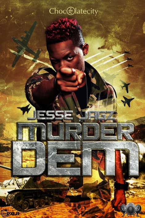 Jesse Jagz - MURDER DEM Artwork | AceWorldTeam.com