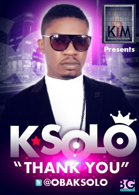 K-Solo - THANK YOU Artwork | AceWorldTeam.com