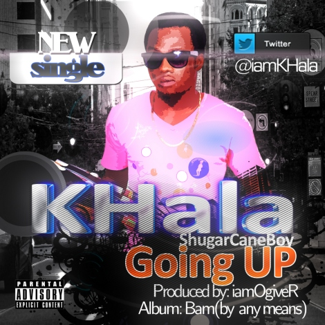 Khala - GOING UP [prod. by O'giveR] Artwork | AceWorldTeam.com