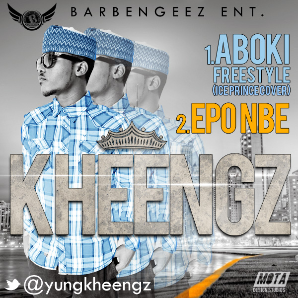 Kheengz - ABOKI [an Ice Prince cover] + EPO NBE ft. Soul Flavour Artwork | AceWorldTeam.com