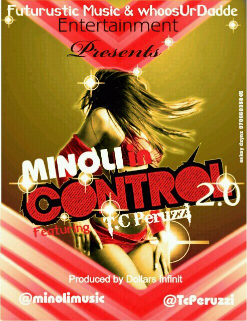 Minoli ft. T.C Peruzzi - CONTROL 2.0 Artwork | AceWorldTeam.com