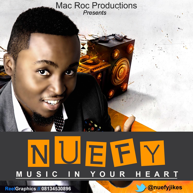 Nuefy - MUSIC IN YOUR HEART [prod. by Mac Roc] Artwork | AceWorldTeam.com
