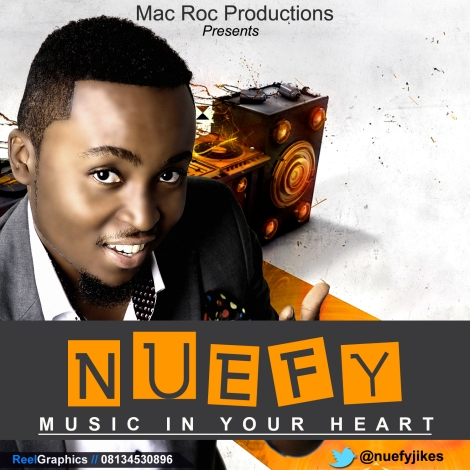 Nuefy - MUSIC IN YOUR HEART [prod. by Mac Roc] Artwork | AceWorldTeam.com