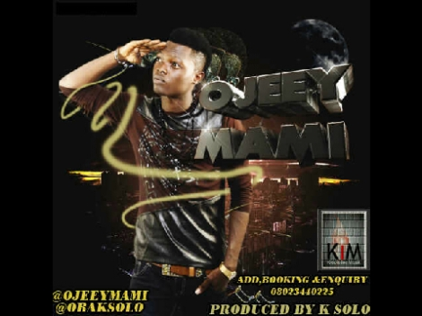 OjeeyMami - OMO MUMMIE [prod. by K-Solo] Artwork | AceWorldTeam.com