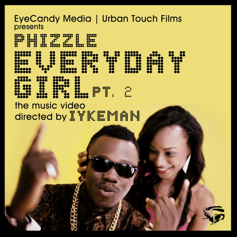 Phizzle Everyday Girl Part II Cover | AceWorldTeam.com