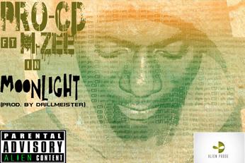Pro-CD ft. M-Zee - MOONGLIGHT [prod. by DrillMeister] Artwork | AceWorldTeam.com