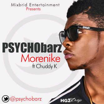 Psychobarz ft. Chuddy K - MORENIKE Artwork | AceWorldTeam.com